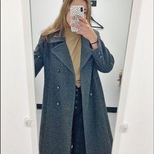 LONG COAT Gray